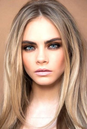 Best Hair Color For Blue Eyes And Fair Skin Pale Skin Light