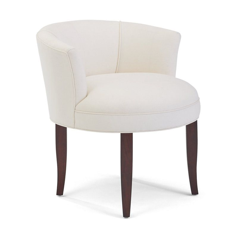 Mayfair Vanity Chair  Chairs  Ottomans  Furniture
