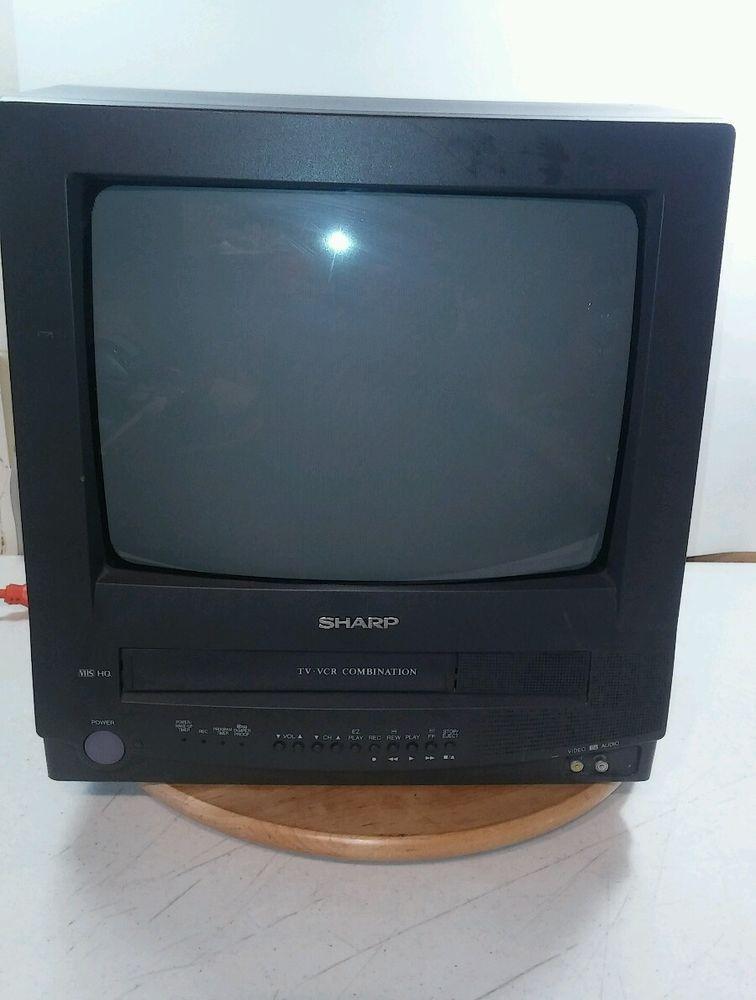 Vcr Combo Tv Dvd Remote