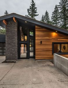 different west coast contemporary home exterior designs also rh uk pinterest