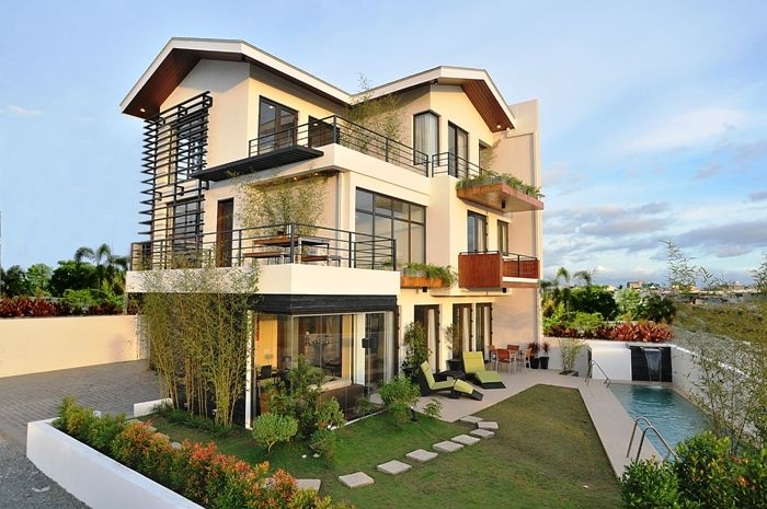 Beautiful Houses In The Philippines Dream House Design