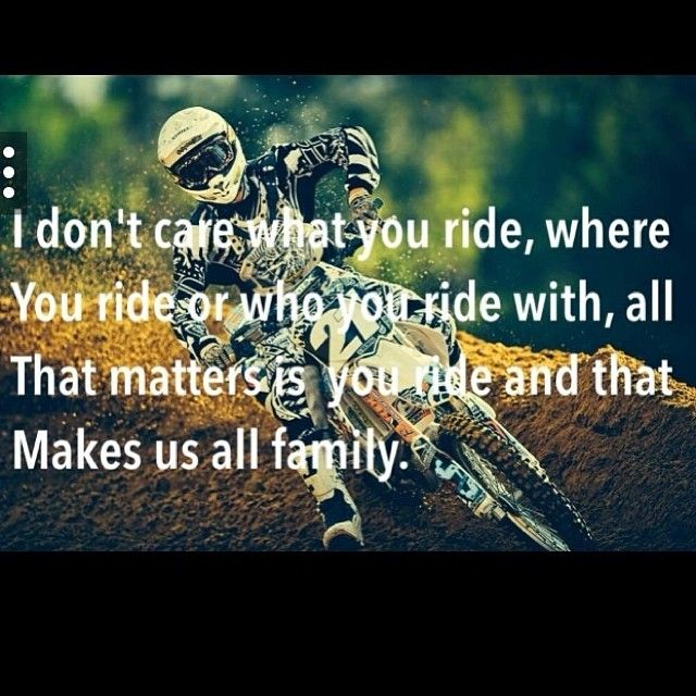 Dirt Bike Jokes Sayings Quotes