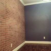 Faux brick wall panels from Home Depot | Home Decor Ideas ...