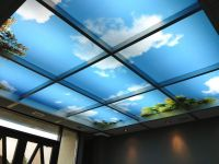 Skypanel Light Fixture Cover | Light diffuser panel ...