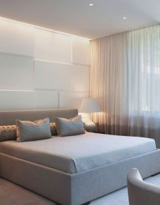 Interior designer portfolio by carrier and company also bed headboard rh pinterest