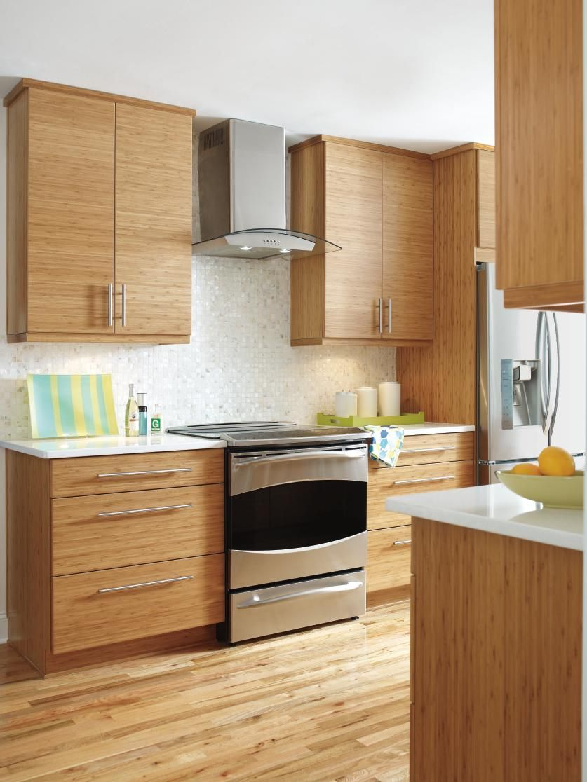 The clean lines and modern look of Kitchen Crafts Summit