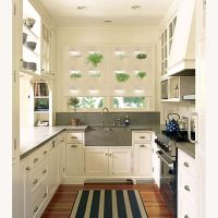 Vintage White Smallshaped Kitchen Design Victorian Terrace Widescreen For Terrace Androids Hd