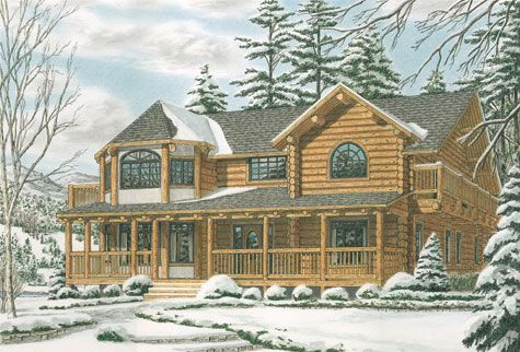4 Bedroom Log Cabin Kit. 4 Bedroom Log Cabin Home Floor Plans   Bedroom Style Ideas