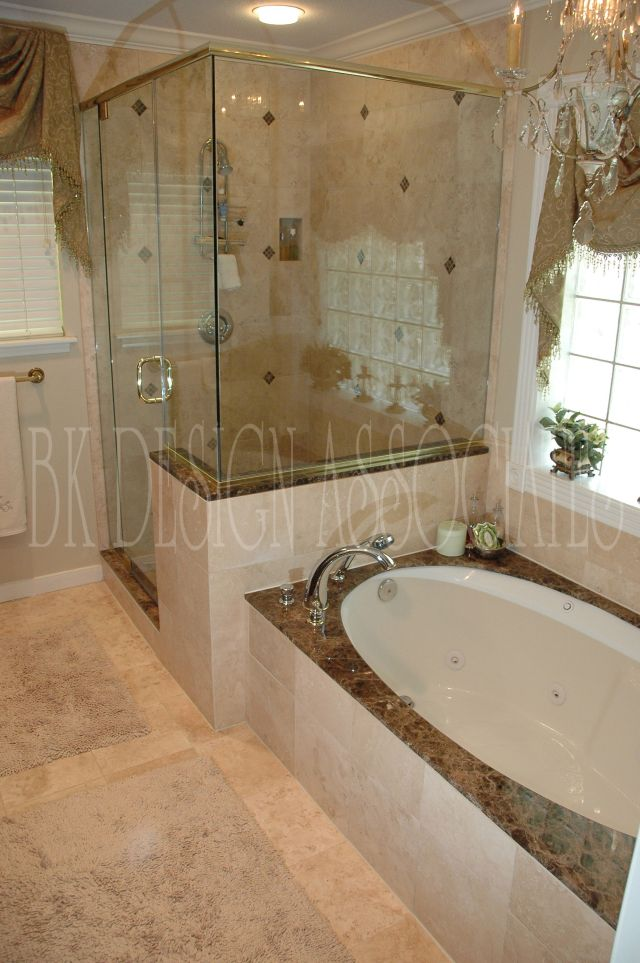 I m totally gutting my Master Bath I have attached a proposed