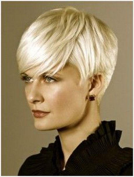 Frisurentrend 2015 Damen Kurz Undercut Frauen Beauty Pinterest
