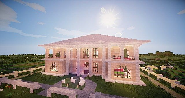 """Minecraft Wooden House Build Ideas Minecraft """"Build However You"""