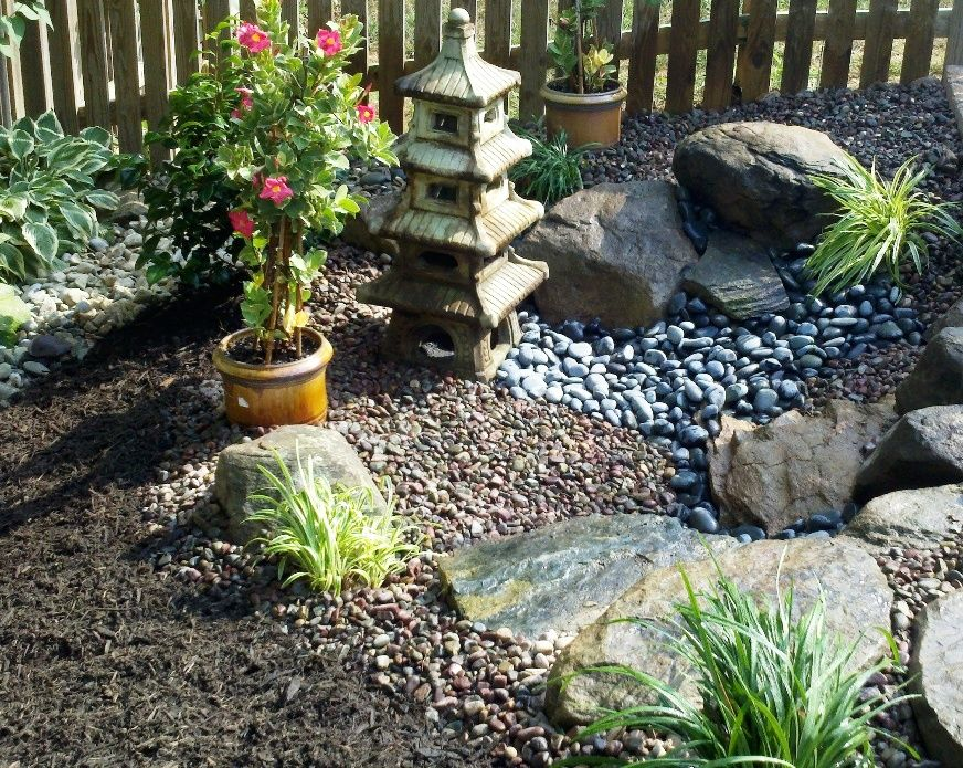 Asian Themed Landscaping Designs Asian Themed Landscape