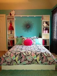 Tween+room+color+themes