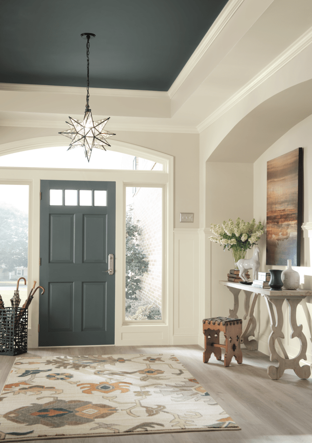 Dramatic Paint Inspiration Sherwinwilliams Nouveau