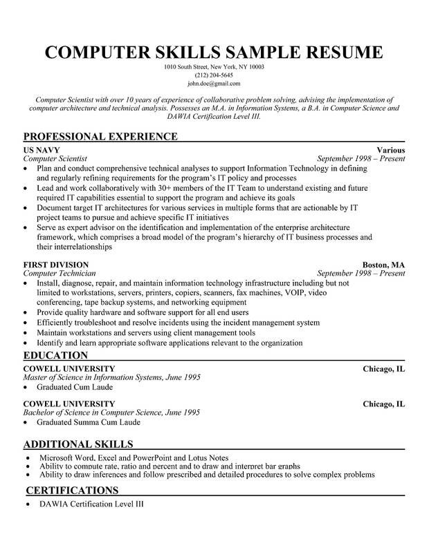 Abilities Resumes Template Doc Skills Based Resume Berathen Com