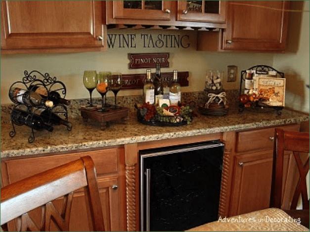 Wine Kitchen Themes On Pinterest