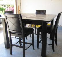 Pub Style Dining Table Sets