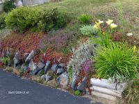 retaining wall front yard landscaping ideas - Google ...