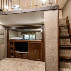 Fifth Wheel Campers With Bunkhouse And Outdoor Kitchen Camo Appliances 5th Camper  Wow Blog