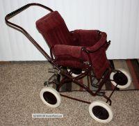 Vintage Top Of The Line Gesslein Pram Stroller Buggy ...