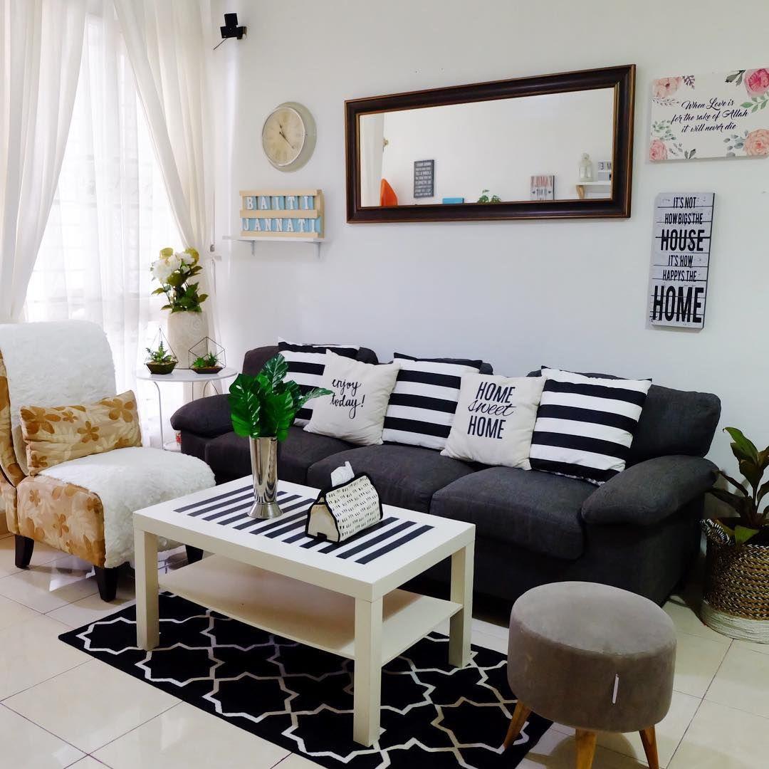 Ide Dekorasi Ruang Tamu Minimalis  Ruang Tamu Minimalis  Pinterest  Living rooms Interiors