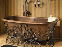 steampunk bathroom:entrancing steampunk bathroom ideas ...