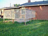DIY Lattice Fence | DIY Fencing | Pinterest | Lattice ...