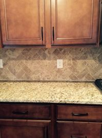Travertine Emperador Light Classic Tumbled M712 , 3x6 in ...