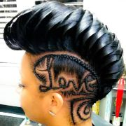 secrets - make hair