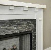 Ledger Panel - Black Slate | Mosaic Tile & Stone ...