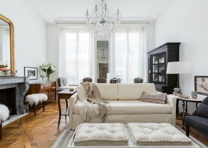 Chic one bedroom paris apartment near les invalides and seine river also