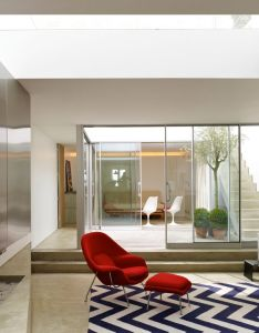 With  baby on the way clients desperately needed more living space and new bedroom inside  quickly outside they wanted proper garden to replace also london house extensions interior design pinterest rh