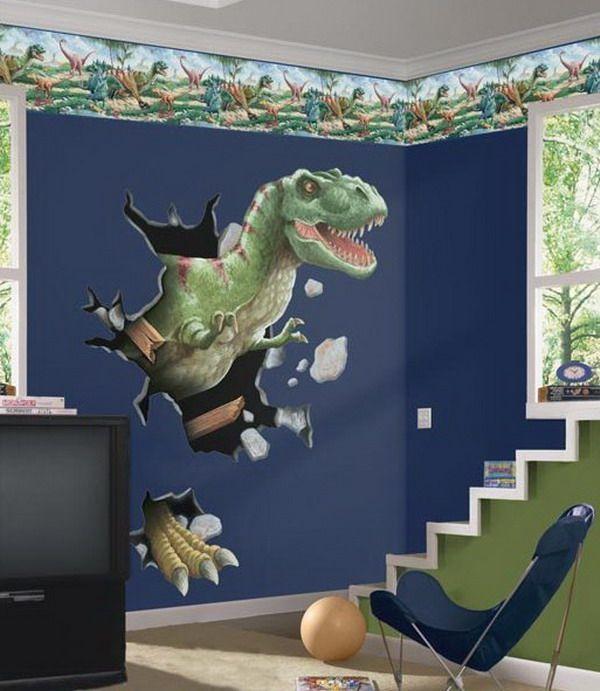 T Rex Bedding Dinosaur