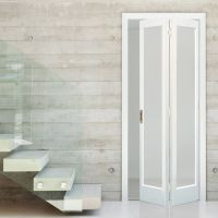 Interior Bifold Door, Marston White Primed Bi-Fold ...