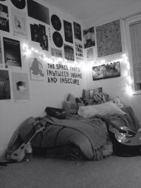 My room in my apartment #grunge #bedroom | Rage and Love ...