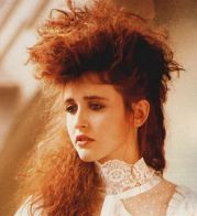 80s hairstyles women da funky