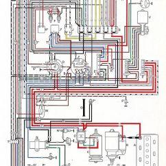 Vw T2 1970 Wiring Diagram 2005 Ford F150 Headlight Diagramas Electricos Vocho | Bochos Pinterest Baja Bug, And Beetles