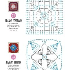 Diagram For Granny Square Crochet Stitch 2000 Ford Contour Fuse Clippedonissuu From Collection 2016