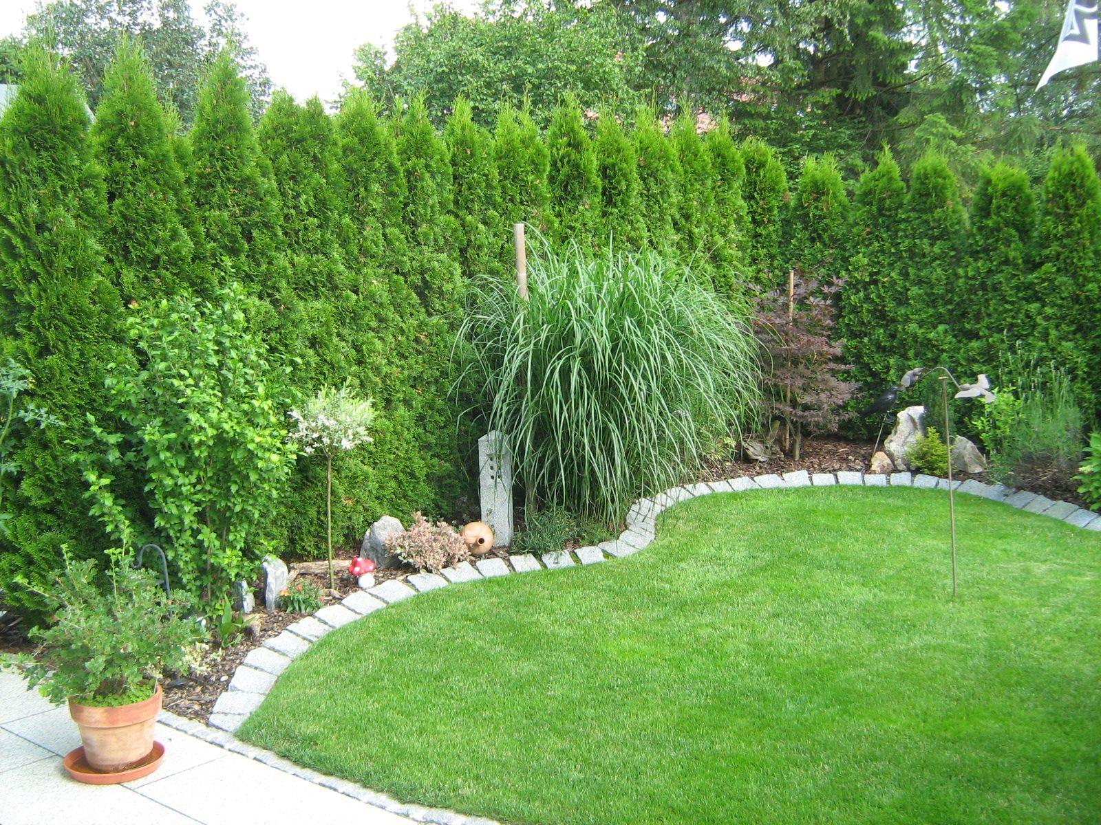 Garten Gestaltung  Gartenbau Reiser  Garten Teilung Mit