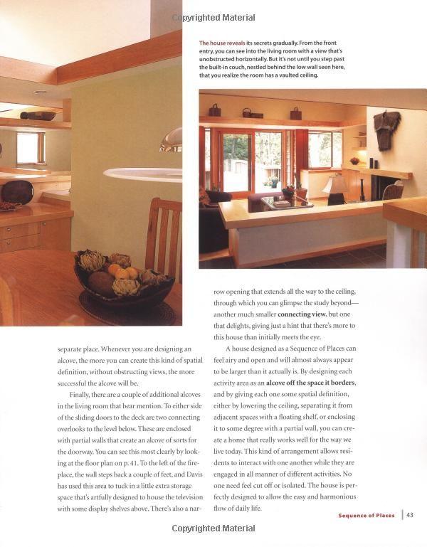 Home By Design Transforming Your House Into Home Susanka Sarah