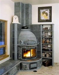 tulikivi soapstone fireplaces   Tulikivi Soapstone ...