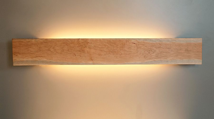 Die besten 25 Wandleuchte holz Ideen auf Pinterest  Holz wandlampen Ledwandleuchte und Led