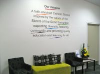 Mission-Statement-with-colorful-graphics-made-into-vinyl ...