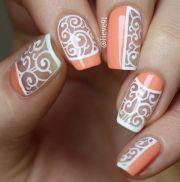 moon nail art ideas
