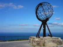 Nordkapp Norway North Cape Of Europe-north