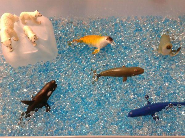 water diorama ideas vtwctr