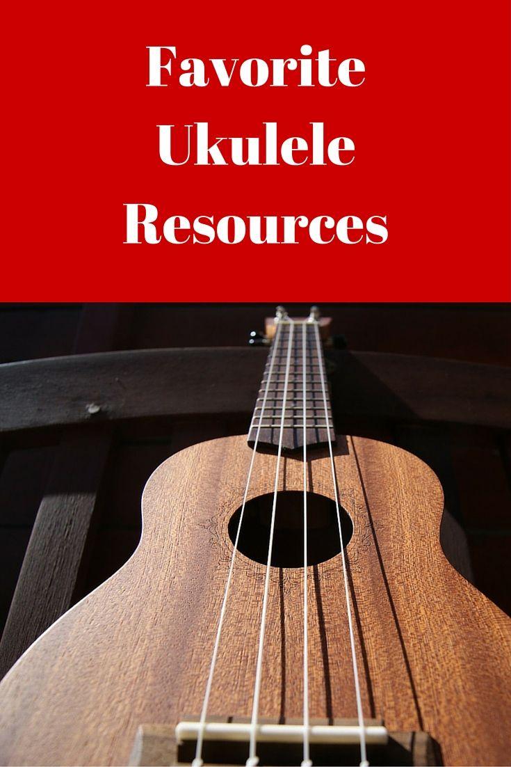 millie's music notes: useful ukulele resources | life | pinterest
