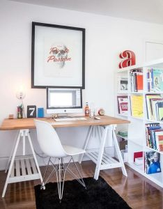 constantly updated resource of inspirational yet functional minimal desks and simple workspaces often showcasing the interior design facets that pull also owner anthony prestanizzi graphic designer  art director rh in pinterest