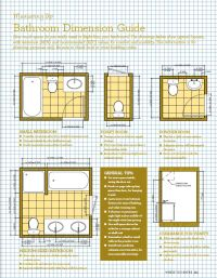 Small Bathroom Layout on Pinterest | Small Bathroom Plans ...
