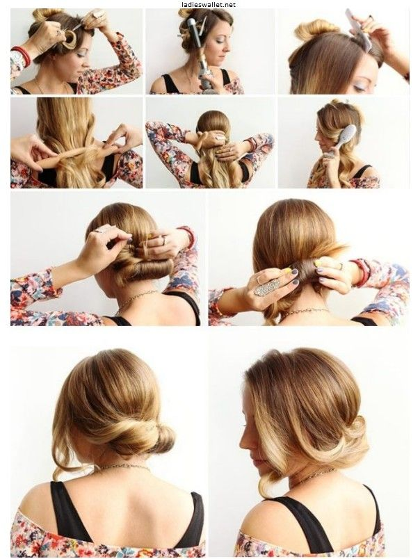 Kreative Frisuren Lange Haare Selber Machen 2015 Frisuren